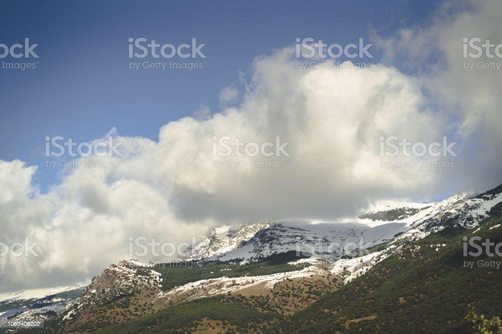 Photo Libre De Droit De Voyage Neige Alpujarras En Sierra Nevada Espagne Banque D Images Et Plus D Images Libres De Droit De Top Keyword Istock
