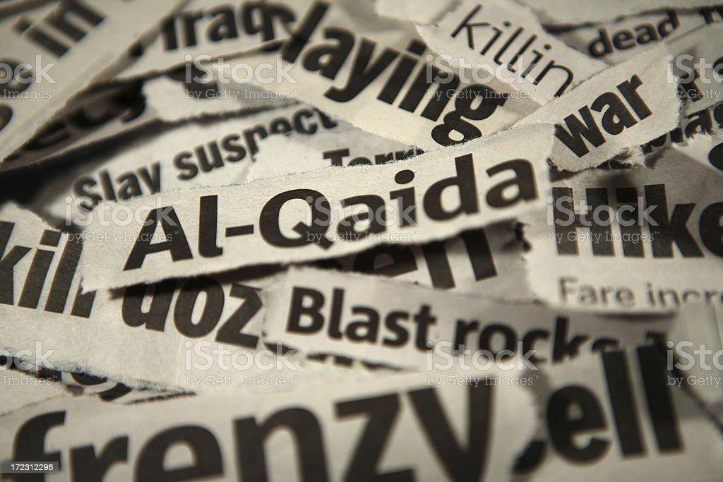 al-qaida royalty-free stock photo