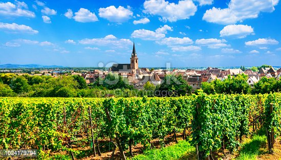 925850210istockphoto Alsace region of France - famous
