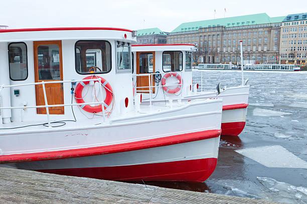 Alsterdampfer in Hamburg – Foto