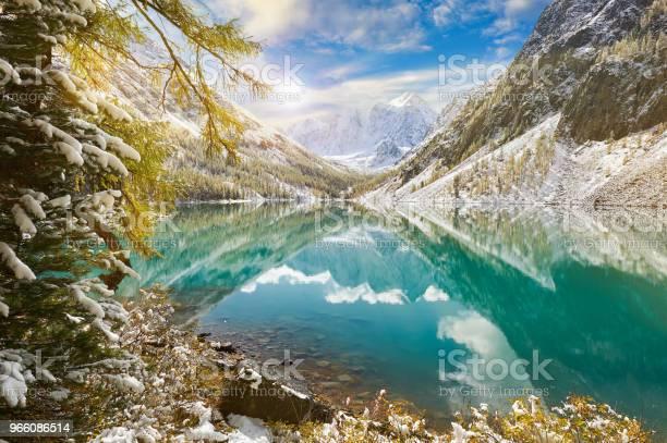 Altai Mountains Russia Siberia Stock Photo - Download Image Now