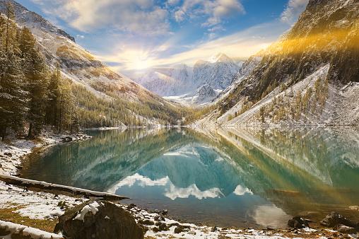 Altaj Rusland Siberië Stockfoto en meer beelden van Altai Nature Reserve