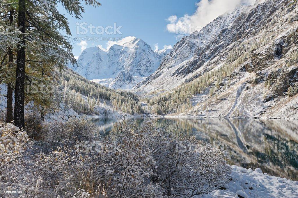 Горы Алтая, Россия, Сибирь. - Стоковые фото Altai Nature Reserve роялти-фри