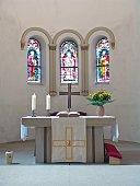 altar church christ