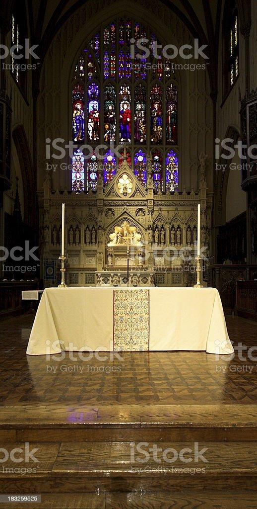 Altar - foto de acervo