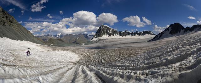 Altay Motywów Lodowiec Nemucky - zdjęcia stockowe i więcej obrazów Alpinizm