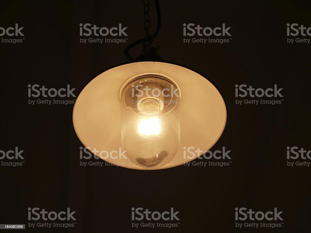 Alte Deckenlampe Alte Lampe Stockfoto Und Mehr Bilder Von Alt Istock
