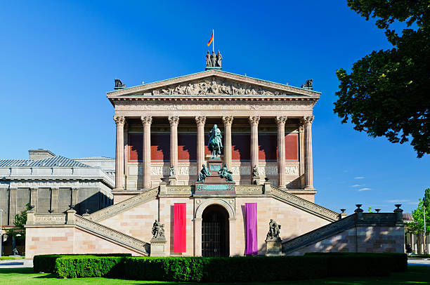 Alte Nationalgalerie Berlin – Foto