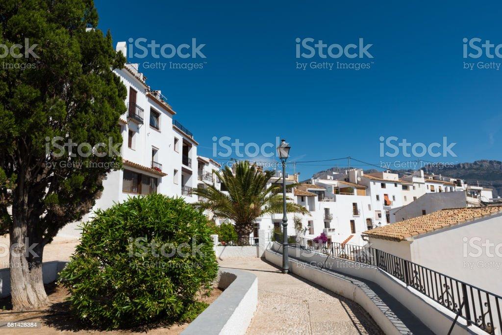 Altea Costa Blanca Spain - foto de stock