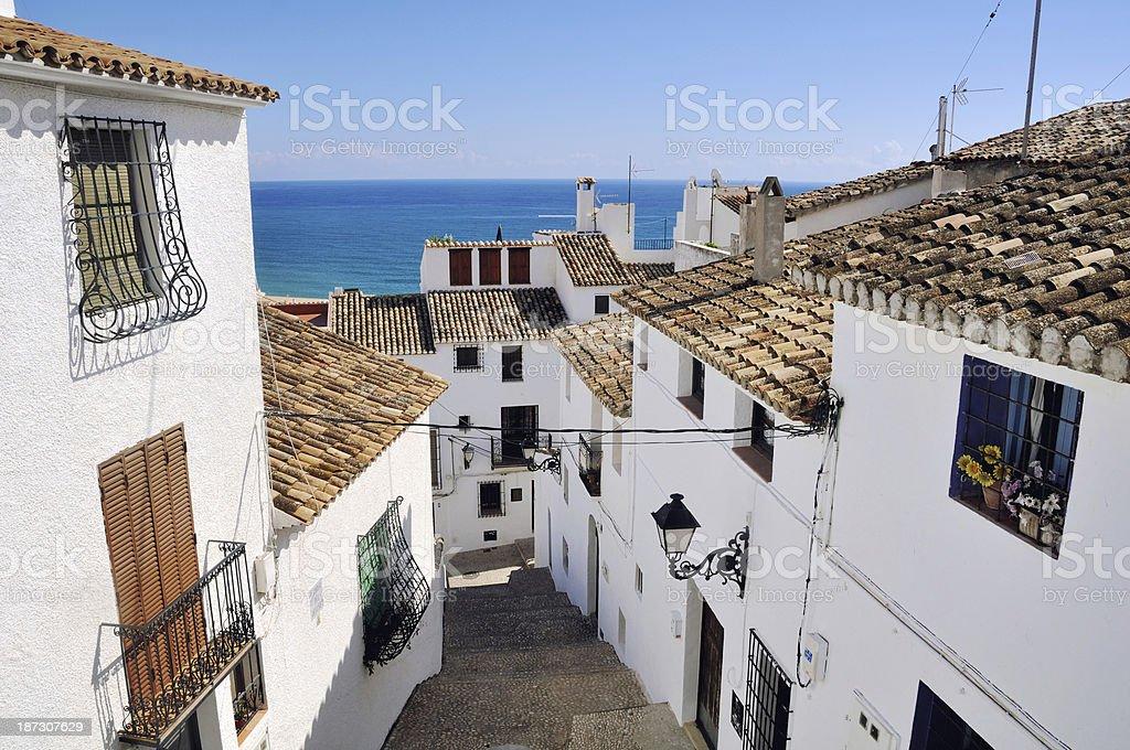 Altea, España - foto de stock
