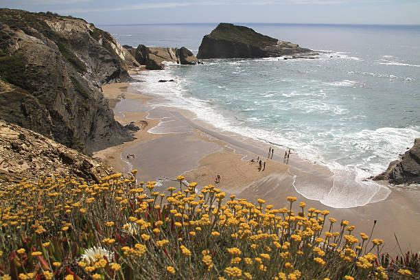 Alteirinhos beach stock photo