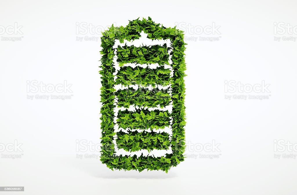 Alternative Ökologie Batterie Konzept – Foto