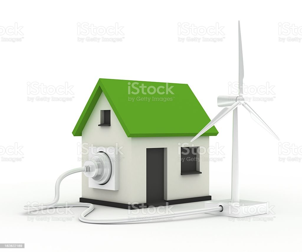 Alternative Energy royalty-free stock photo