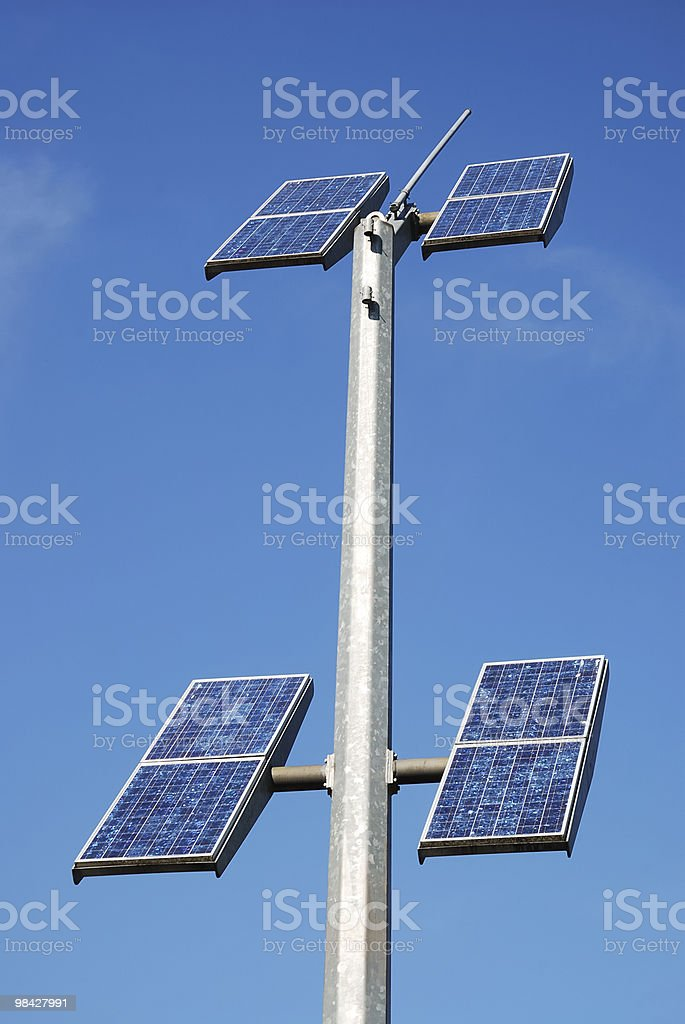 Energia alternativa foto stock royalty-free