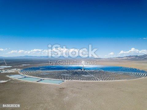 istock Alternative Energy Solar Thermal Power Station 843535328