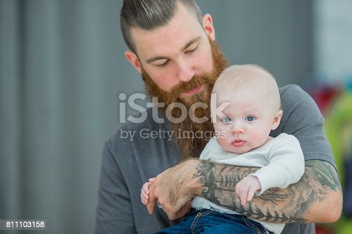 istock Alternative Father 811103158