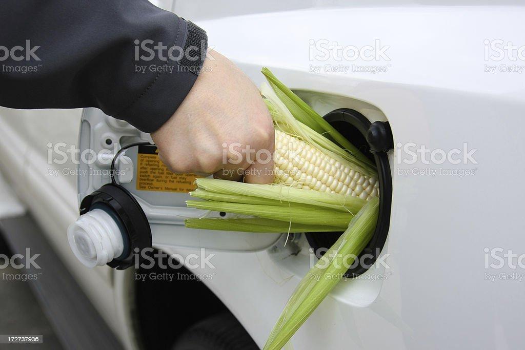 Alternative fuel stock photo