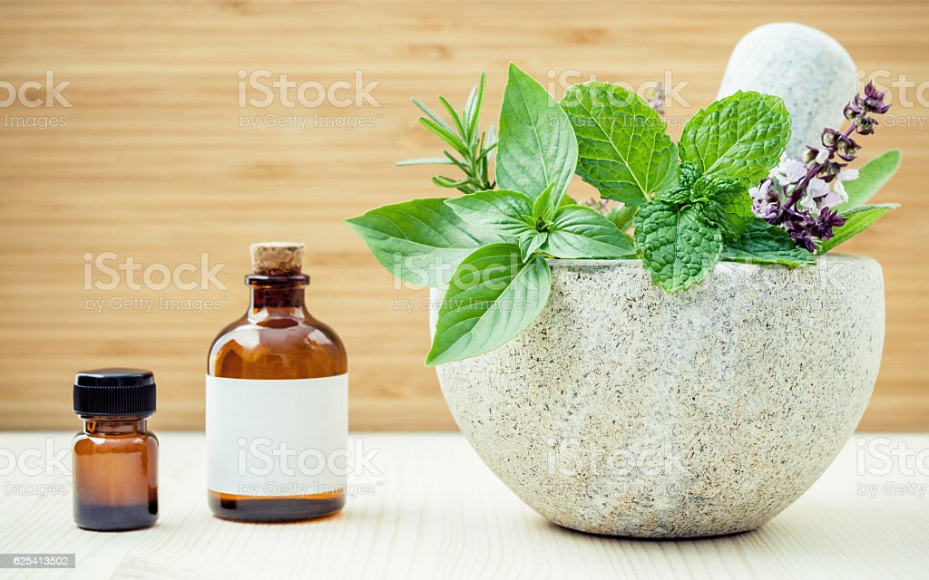 Foto de Alternative Health Care And Herbal Medicine Fresh