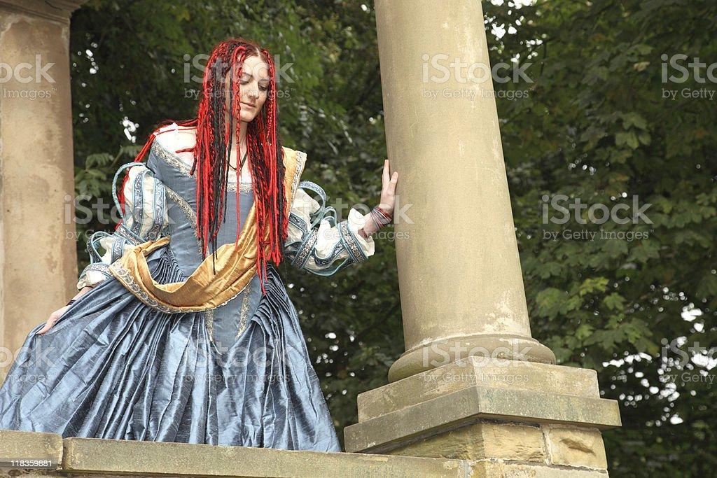 Alternative Juliet royalty-free stock photo