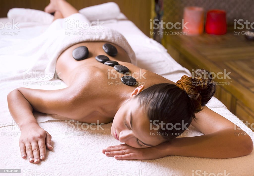 Alternative Therapy royalty-free stock photo
