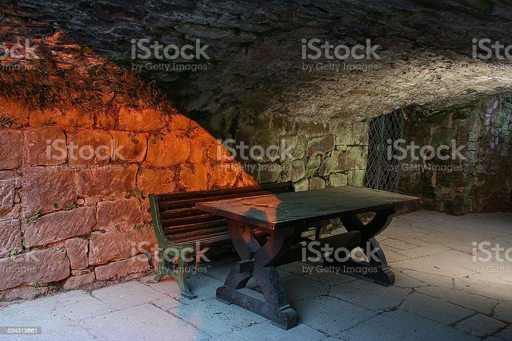 Altes Gewölbe stock photo