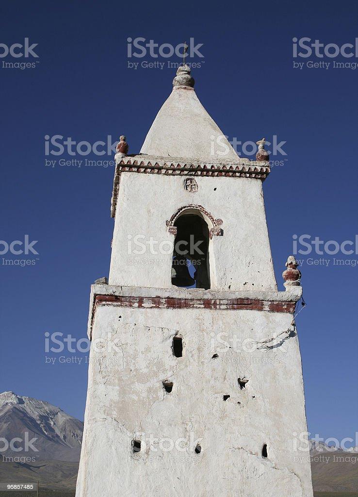 Altiplano Kirche in Chile – Foto