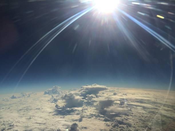 Altitude stock photo