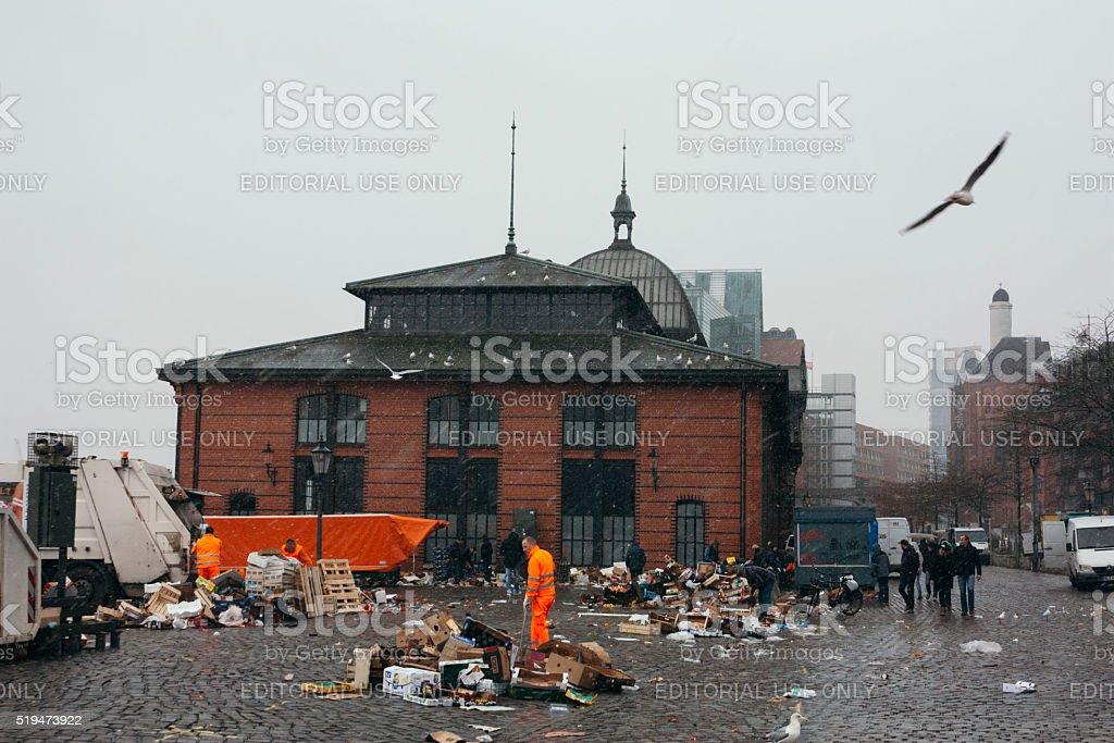 Altona Fischmarkt – Foto