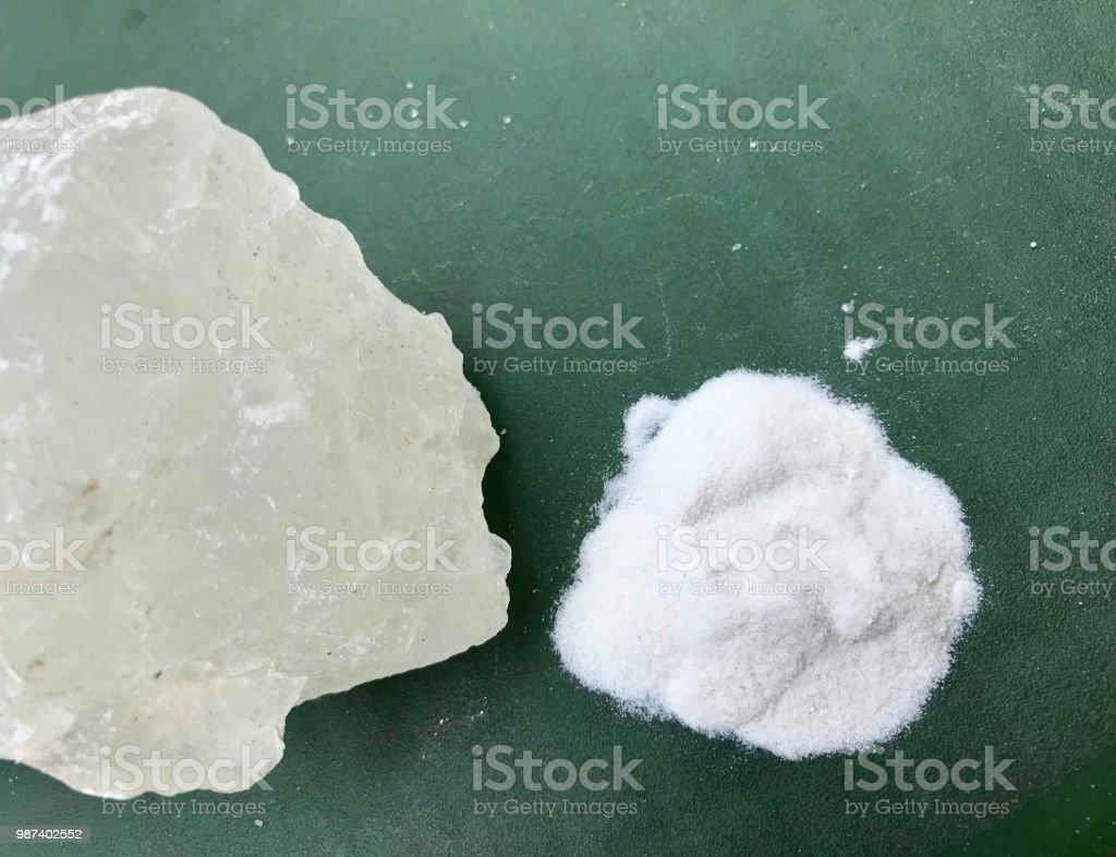 85+ Alum Herb - Larger Image Of Lucky Mojo Alum Chunk Curio