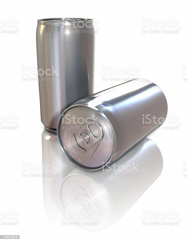 Aluminium können – Foto