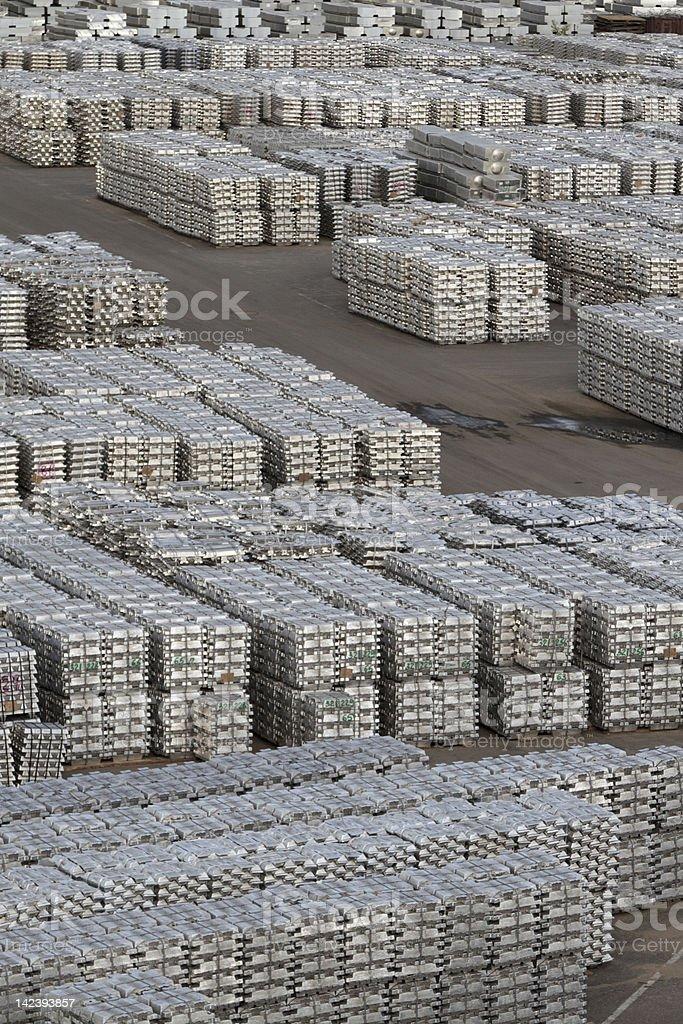 aluminium royalty-free stock photo