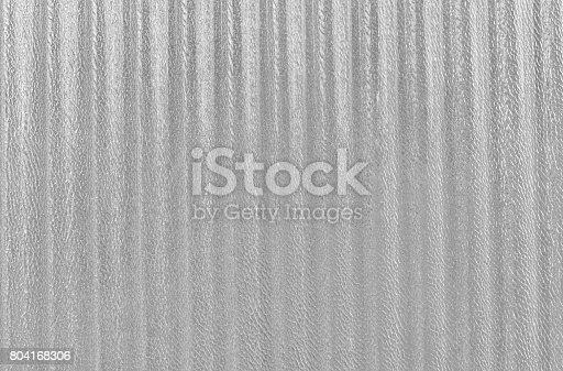 istock aluminium texture background, corrugated metal texture surface. 804168306