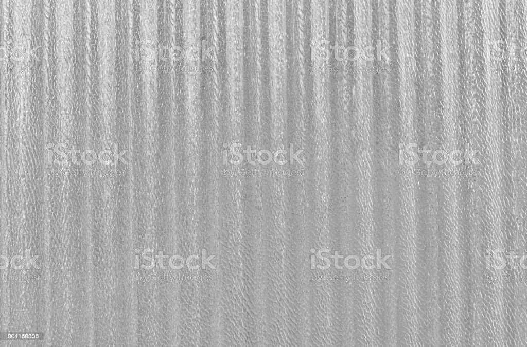 aluminium texture background, corrugated metal texture surface. stock photo