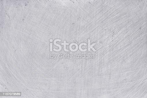 911885384 istock photo aluminium texture background, scratches on stainless steel. 1157079589