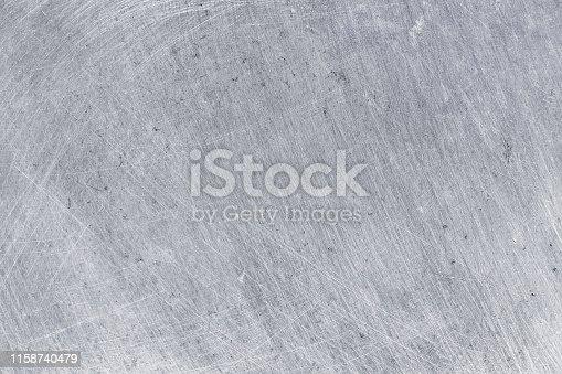 911885384 istock photo aluminium texture background, scratches on stainless steel. 1158740479
