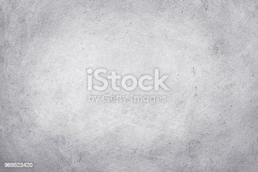 istock aluminium texture background, scratches on stainless steel. 969523420