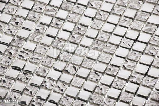 istock Aluminum background 163945241