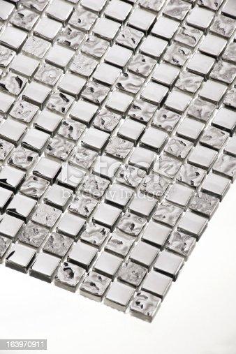 istock Aluminum background 163970911