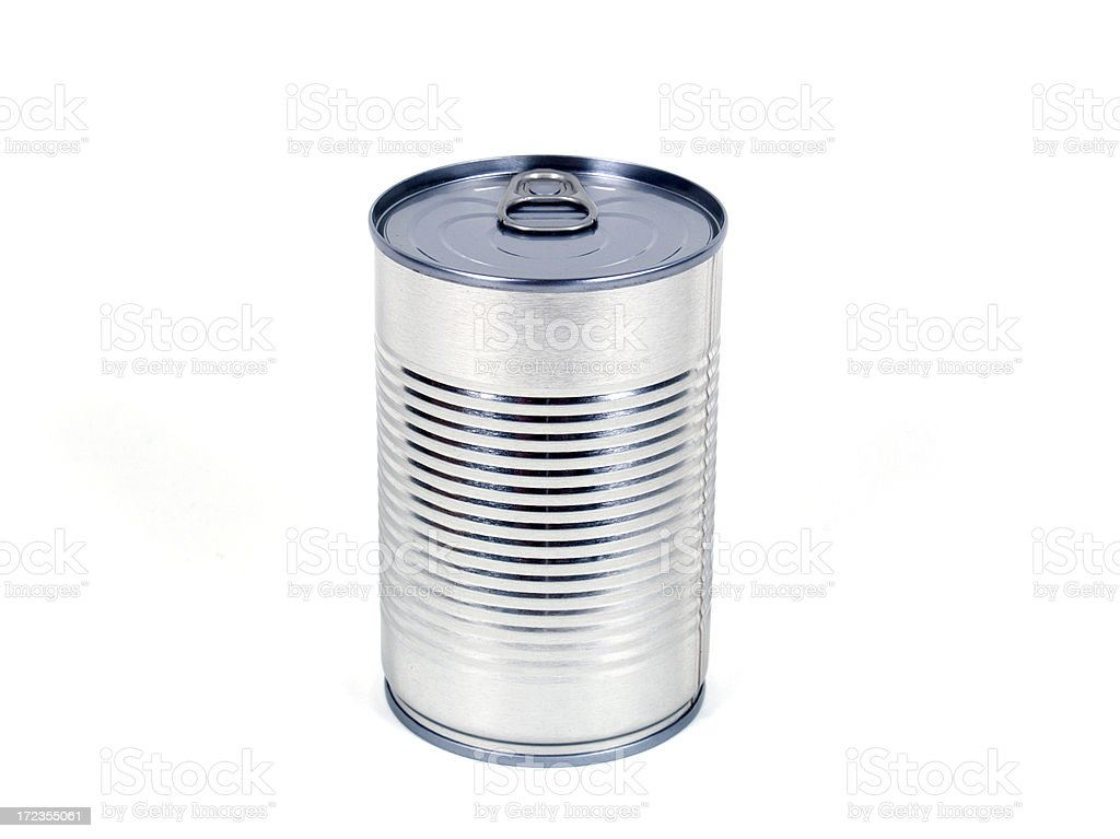 Aluminum Can - Royalty-free Aluminum Stock Photo