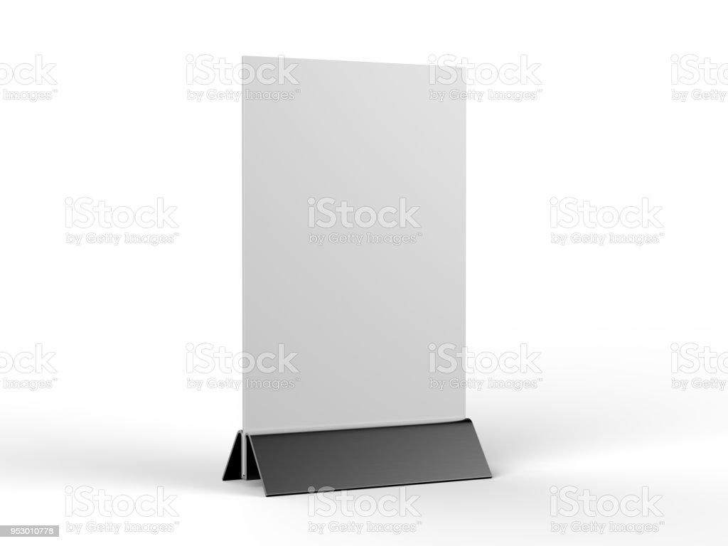 Gestell Aus Alu Counter Top Schild Halter Zeichen Gewichtete Tabelle ...