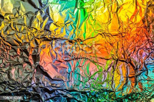 istock aluminum foil background 1080816356