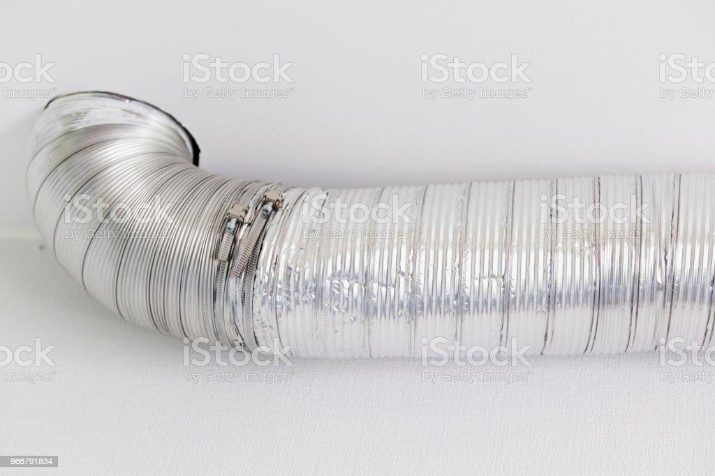 Aluminiumkücheentlüftungsrohr für dunstabzugshaube mit variabler