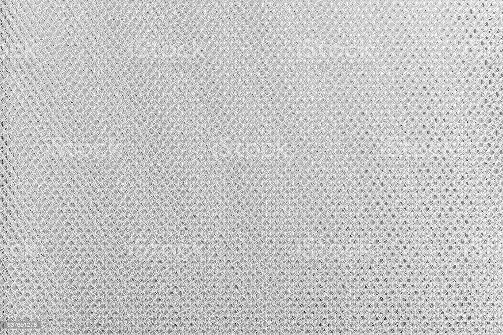 aluminum net modern pattern background stock photo