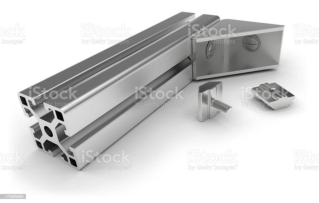Aluminium Profil Accessoires – Foto
