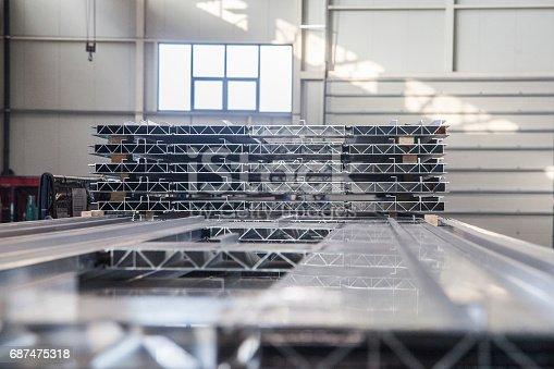 istock aluminum profile 687475318