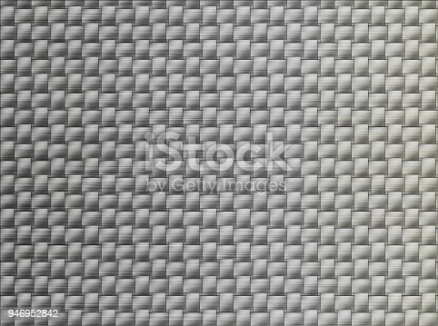 istock Aluminum seamless abstract background 946952842
