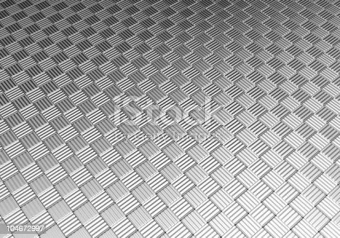 96897092istockphoto Aluminum silver tile pattern background 104672997