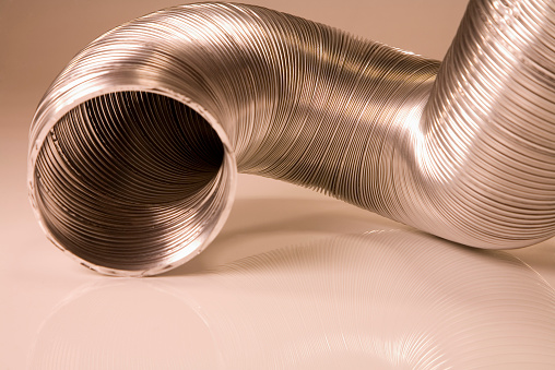 Aluminum Tube Stock Photo - Download Image Now