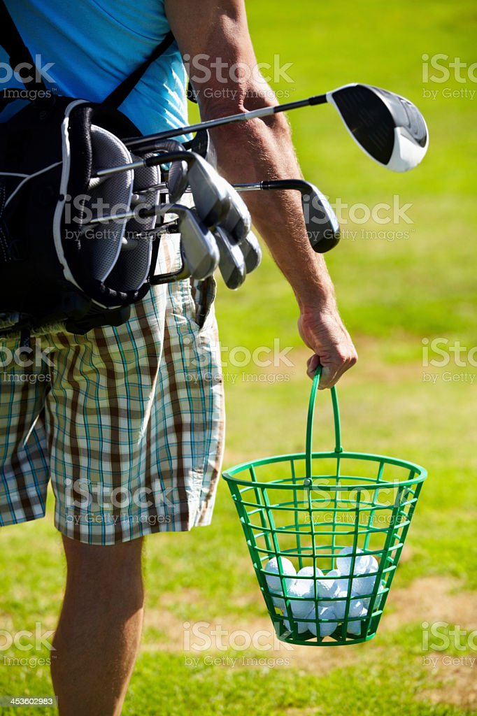 Always come prepared stock photo