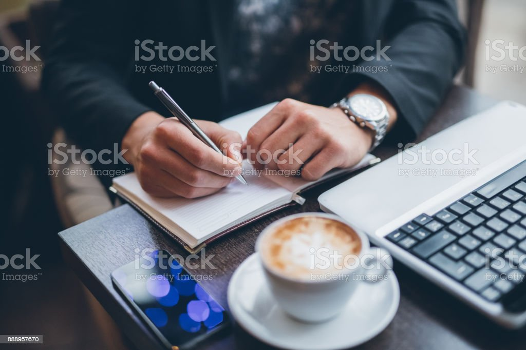 Always connected, always productive stock photo